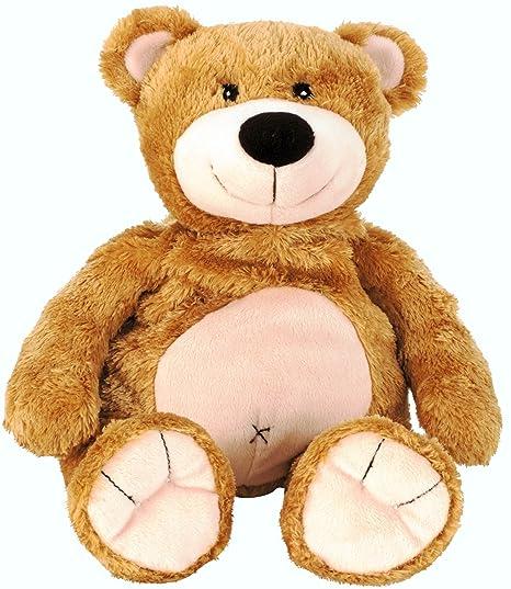 Calor Animales oso de peluche cojín de calor de frío (con mijo relleno y lavanda
