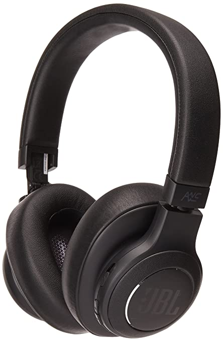 2d39c9f7b2a Amazon.com: JBL DUETNC WIRELESS OVER-EAR NOISE-CANCELLING HEADPHONES: Home  Audio & Theater