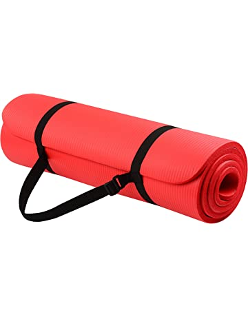 BalanceFrom GoYoga All-Purpose 1 2-Inch Extra Thick High Density Anti- 0e5749ad8d39f