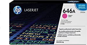 HP 646A | CF033A | Toner Cartridge | Magenta