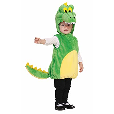 Child Cuddlee Crocodile Costume Toddler size 2-4: Toys & Games