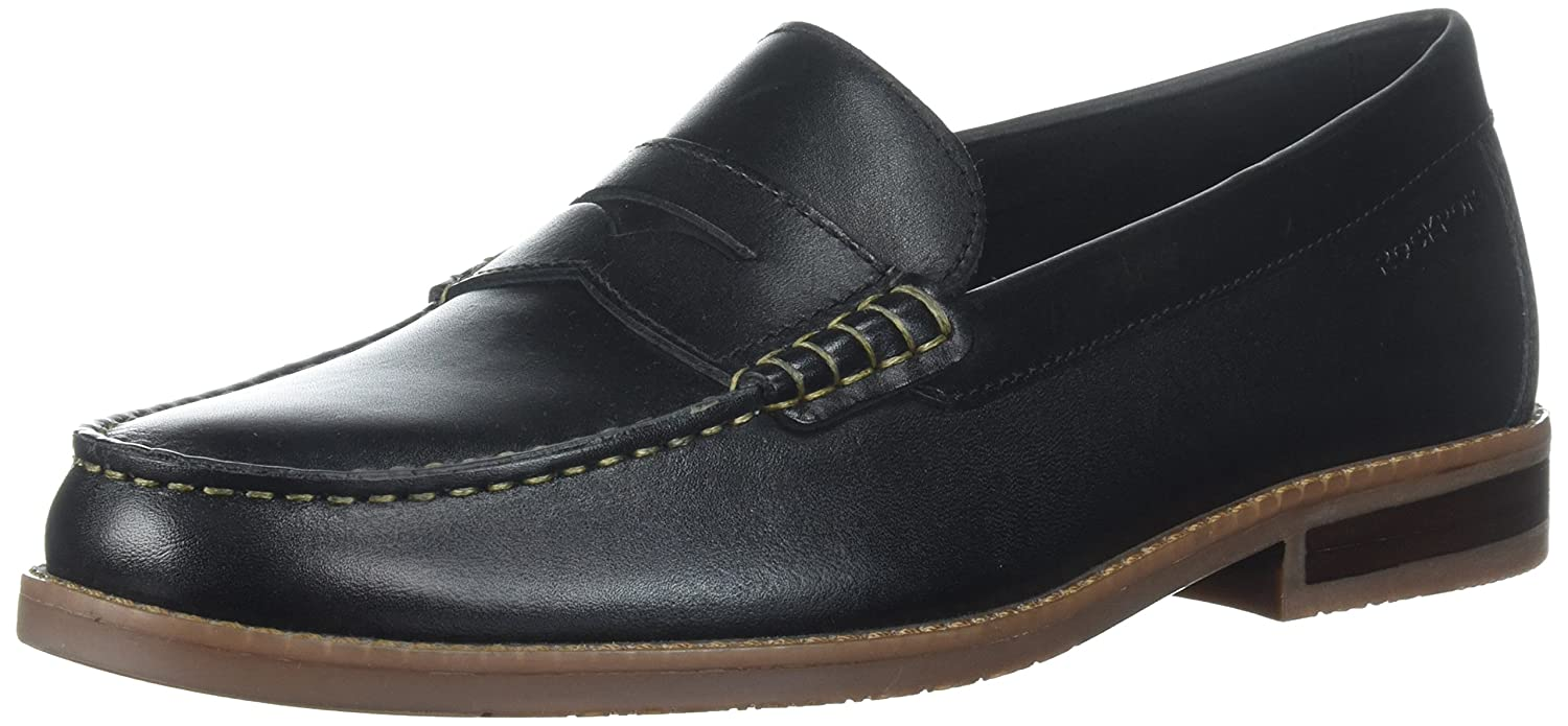 22ccb86d7d5 Rockport Men s Cayleb Penny Loafer  Amazon.co.uk  Shoes   Bags