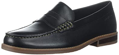 Rockport Men's Cayleb Penny Shoe, Black Leather, ...