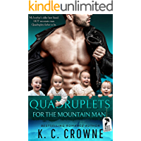 Quadruplets for the Mountain Man: Mountain Man's Baby, Friends to Lovers Romance