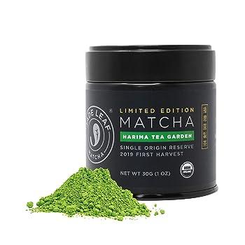 Jade Leaf – Limited Edition – Harima Tea Garden Matcha