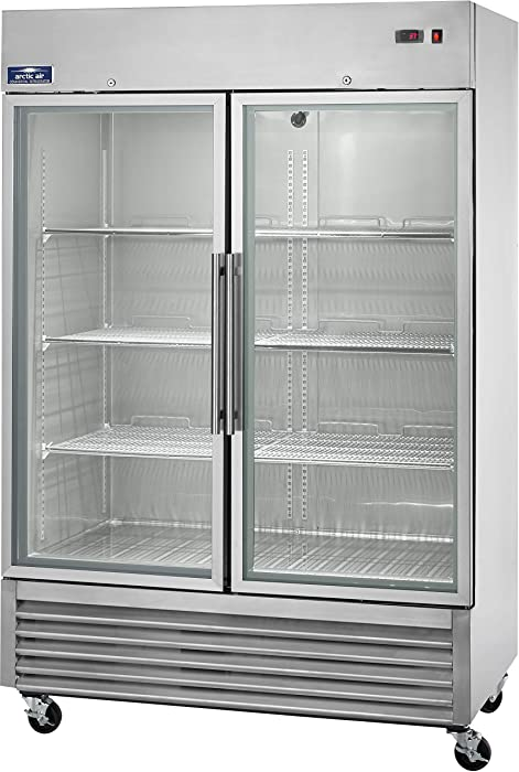 Top 10 Arcticair Glass Door Refrigerator