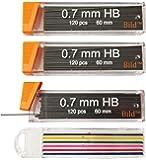 高级机械铅笔芯 0.7 毫米