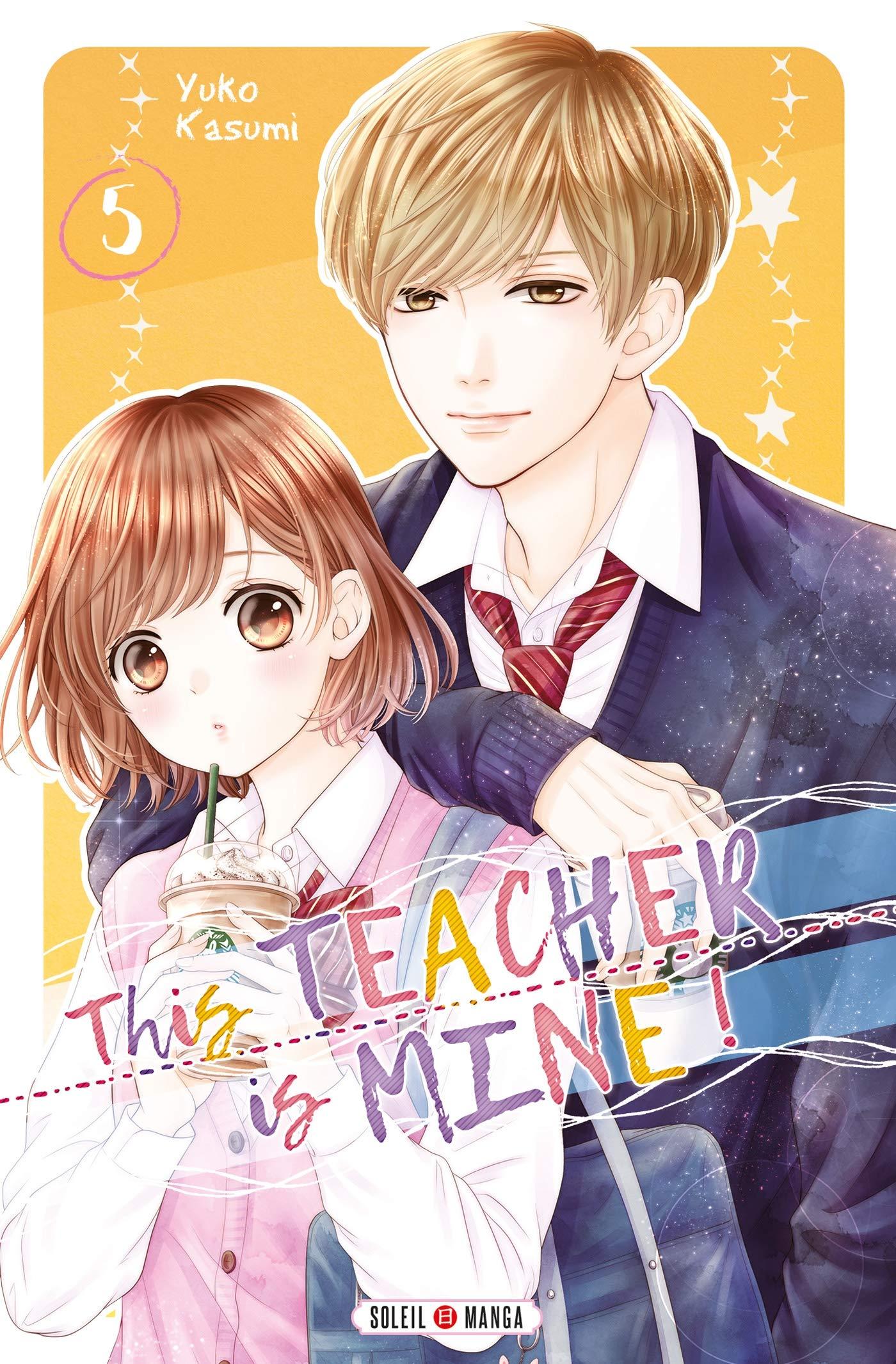 This Teacher is Mine! T05