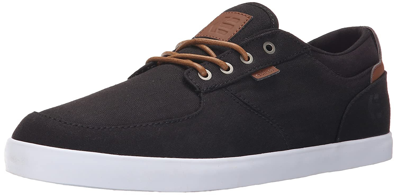 Hitch, Chaussures de Skateboard Homme, Noir (Black Brown 590), 41 EU (7 UK)Etnies