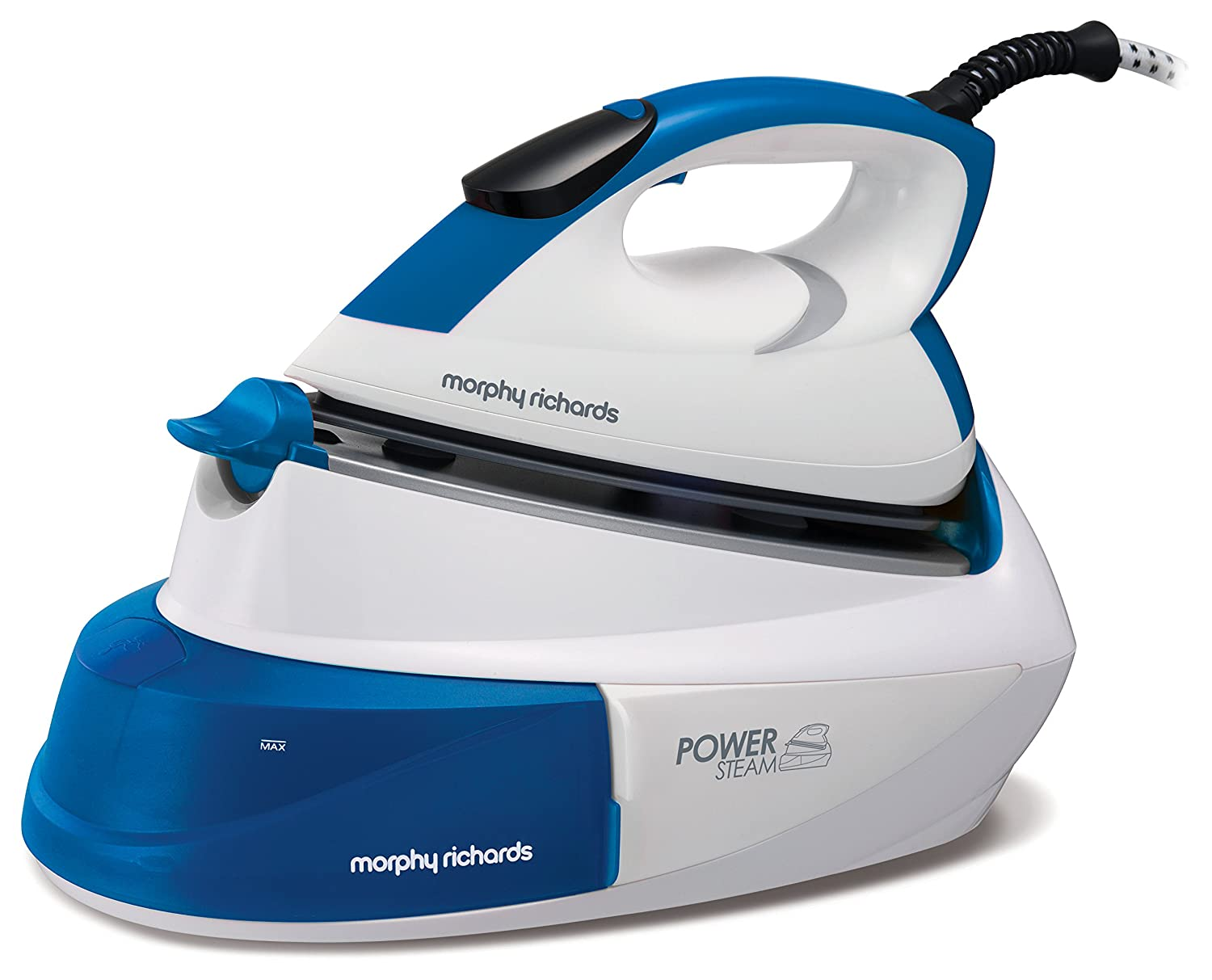 Morphy Richards Compact Steam Generator Iron Power Steam with IntelliTemp 333007 Steam Generator Irons