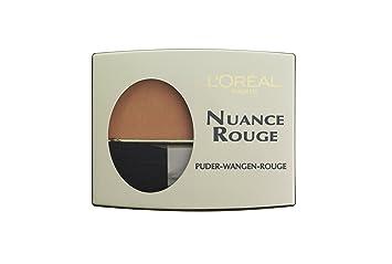 L\'Oréal Paris Nuance Rouge, 107 Haselnuß/Wangenrouge für natürlich ...