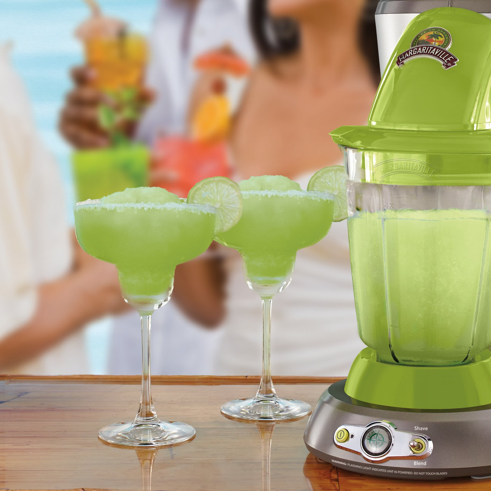 Margaritaville Bahamas Frozen Concoction Maker with No Brainer Mixer, DM0700 by Margaritaville (Image #3)