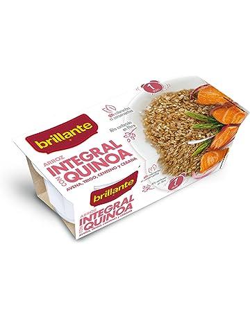 Arroz integral con Quinoa, Avena, Trigo, Centeno y Cebada. 2 x 125