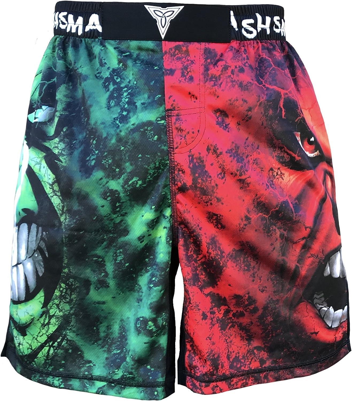 TRI-TITANS Smash Fight Shorts Youths /& Mens