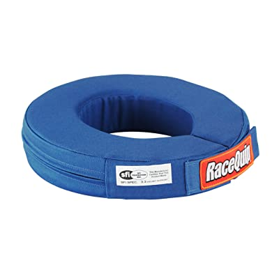 RaceQuip 337027 Blue SFI 3.3 360 Degree Helmet Support: Automotive