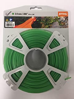 STIHL Trimmer Cutting Line Premium 2.0 mm / .080 in x 123 m / 400