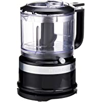 KitchenAid  Mini Food Processor, Onyx Black,KFC3516BAC