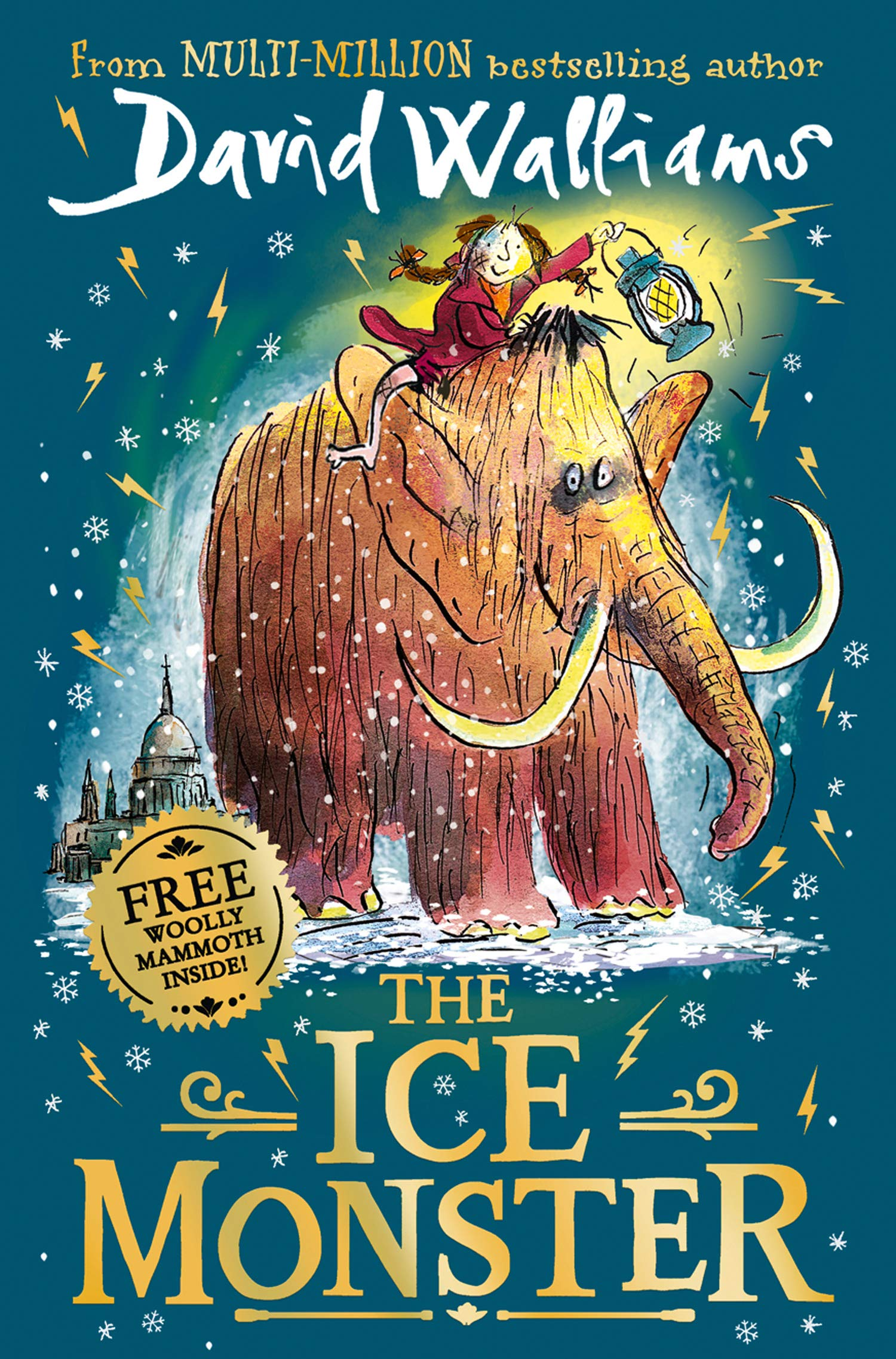 Image result for the ice monster