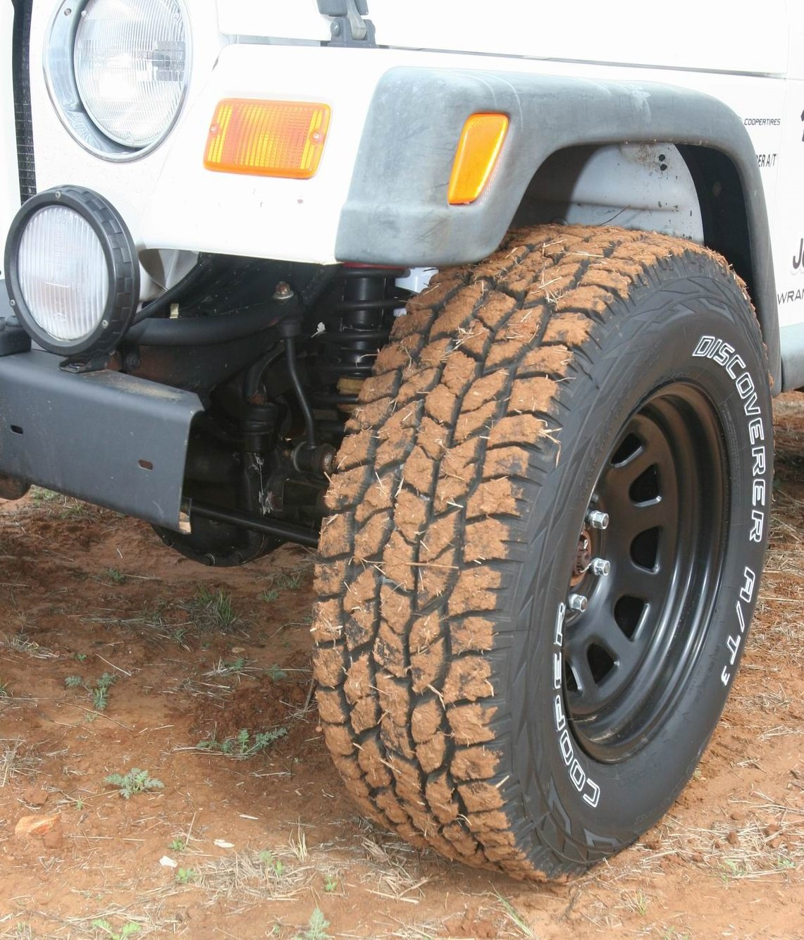 Cooper Discoverer A/T3 Radial Tire - 275/65R18 123S E1 by Cooper Tire (Image #4)