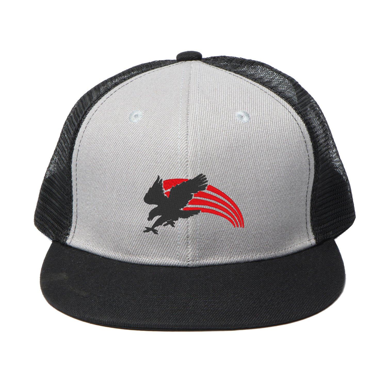 Honay HAT HAT メンズ B07922KQ6K  Gray-black1, PRAST:d841620c --- rakuten-apps.jp