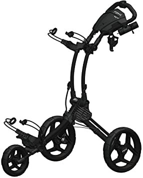 Clicgear Rovic RV1C - Carrito de Golf, CGRV1C-CBLK, Charcoal/Black, Large: Amazon.es: Deportes y aire libre