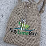 KeyLimeBay Knife, Spoon Fork Charms Crafted in