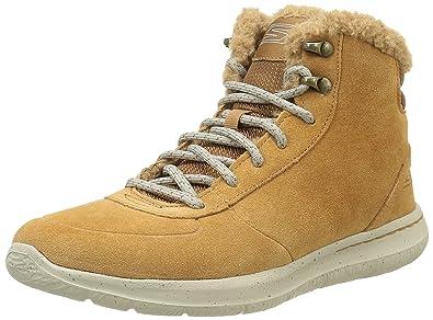 skechers go walk city boots