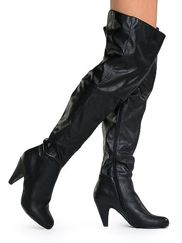 amazon com fashion method 01 s boots the knee