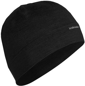 d226583f536 Icebreaker Unisex Chase Merino Beanie Hat - Black