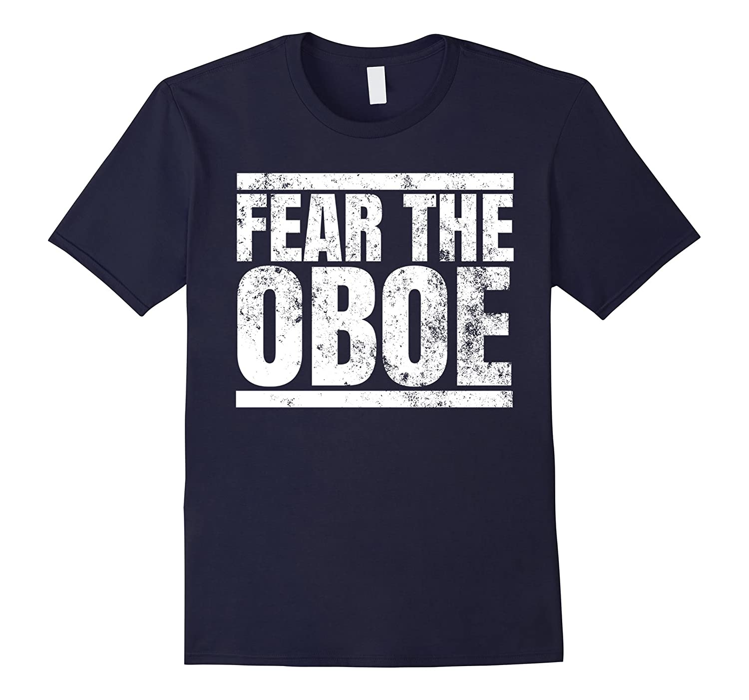Fear The Oboe Band T-Shirt-BN