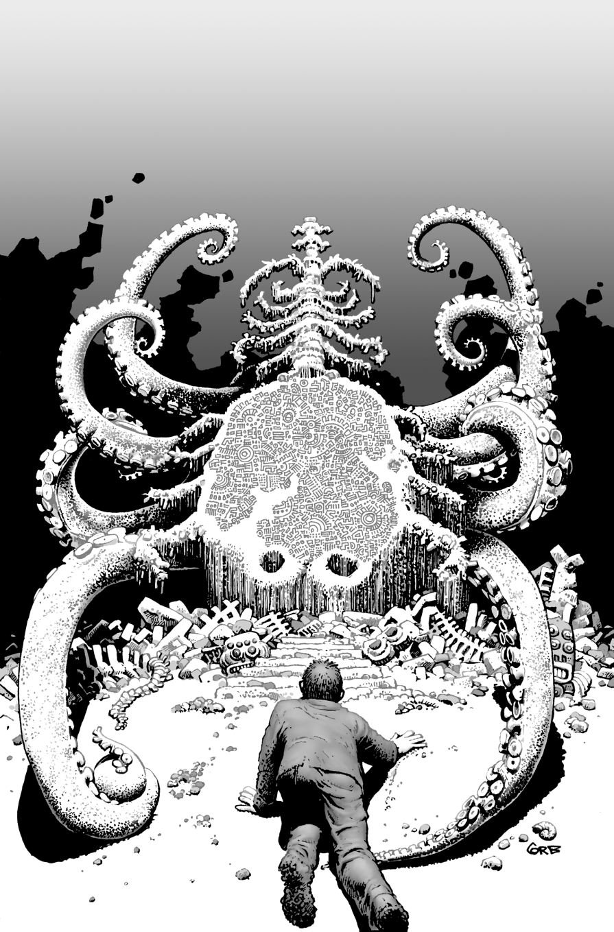 Haunt of Horror: Lovecraft: Richard Corben, Rich Margopoulos ...