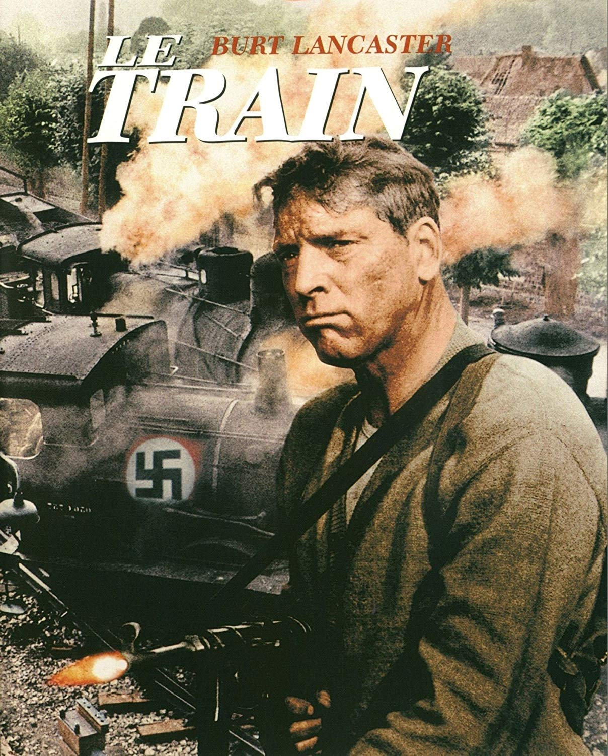 Le Train [Italia] [DVD]: Amazon.es: Burt Lancaster, Paul Scofield ...