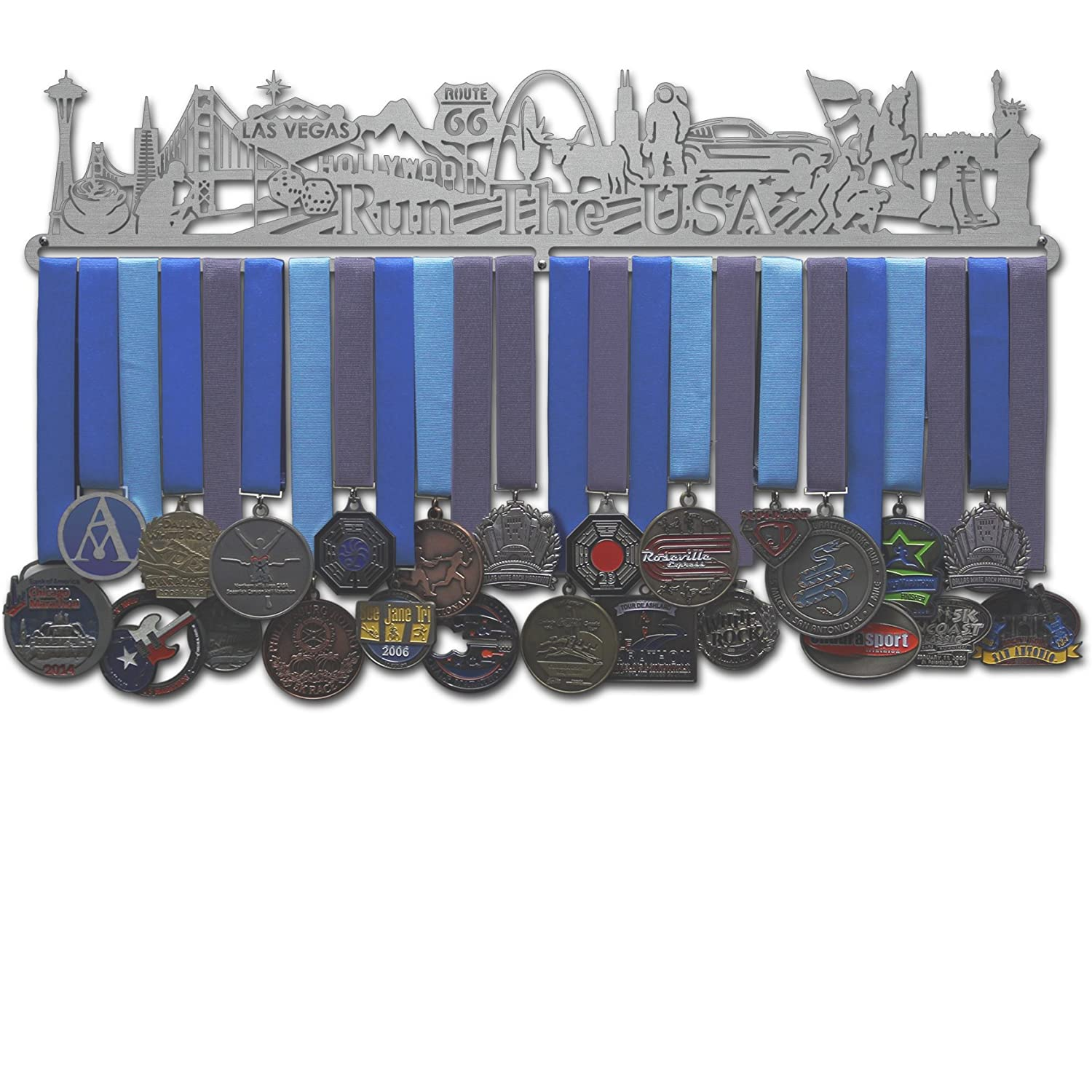 Allied Medal Hangers - Run The USA
