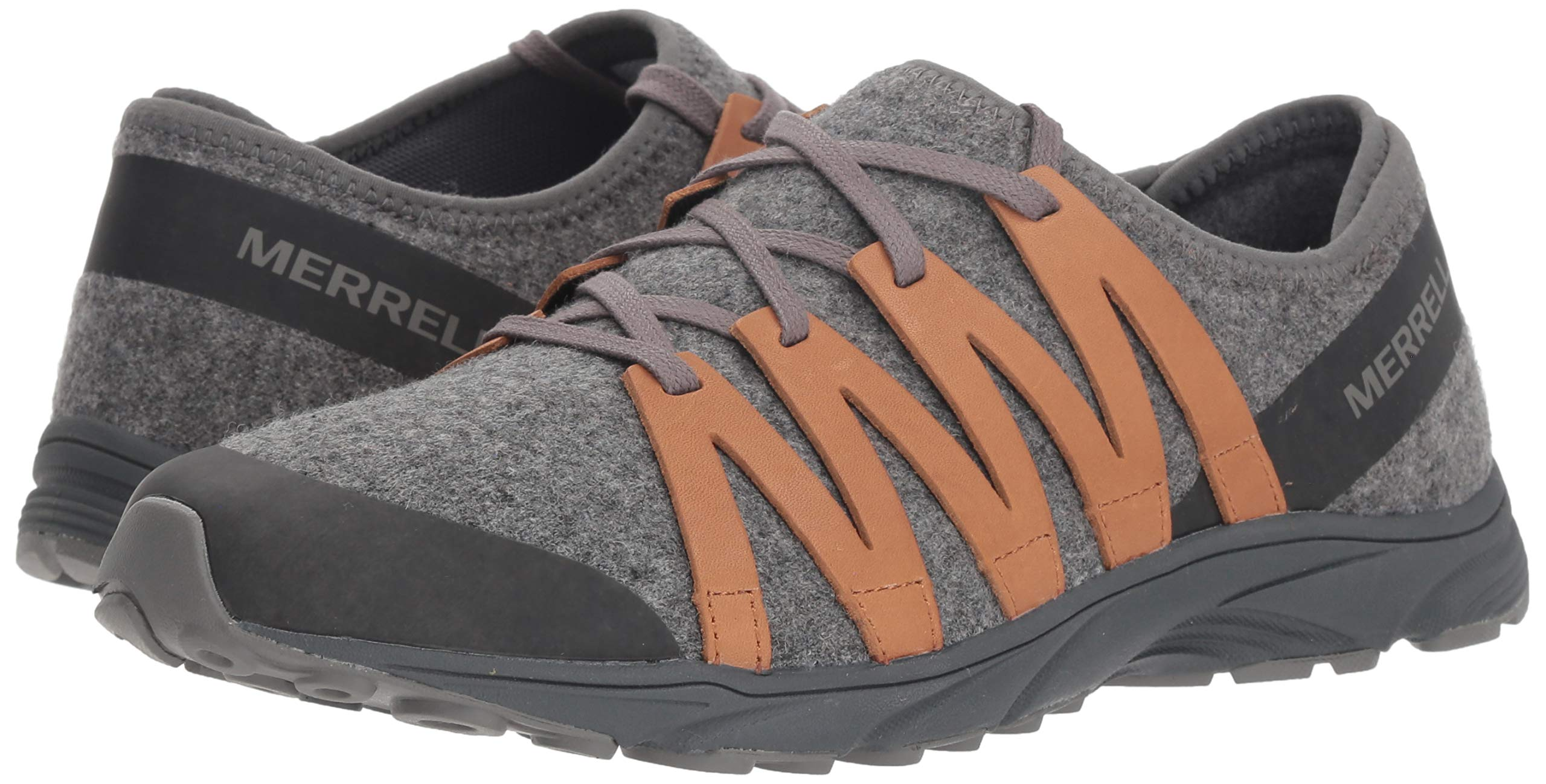 Merrell Women's Riveter Wool Sneaker Charcoal 11 M US by Merrell (Image #6)