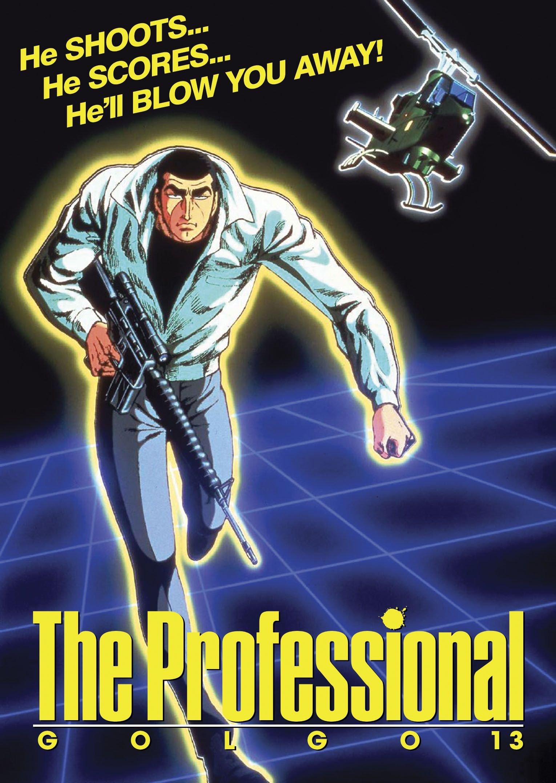 DVD : Goro Naya - Golgo 13: The Professional (DVD)