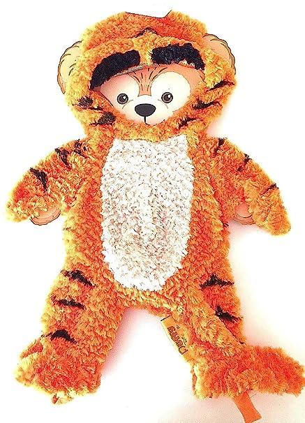 Duffy the Disney Bear Tigger Costume - 17u0027u0027  sc 1 st  Amazon.com & Amazon.com: Duffy the Disney Bear Tigger Costume - 17u0027u0027: Toys u0026 Games