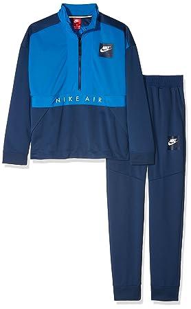 c216026d2f Nike - 892474 - Survêtement - Garçon - Bleu (Navy/Blue Nebula/White ...