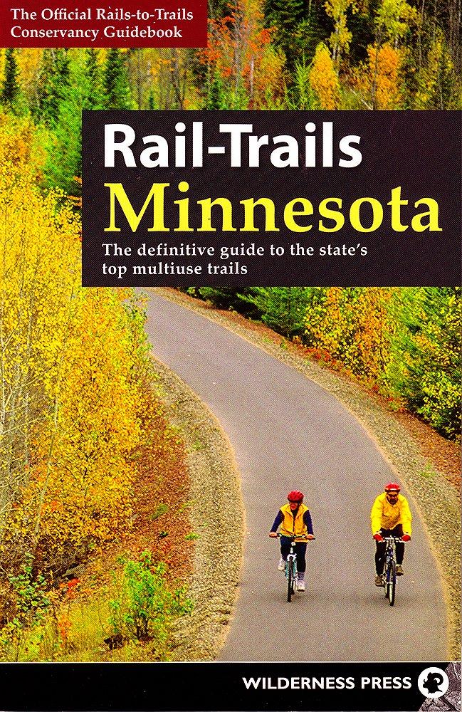 Rail Trails Minnesota definitive states multiuse product image