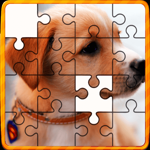 (Animal Jigsaw Puzzle  Kids Daycare Activities : puzzle game for kids : animal puzzle games : puppy pet puzzle daycare)