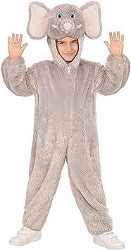 WIDMANN 98102 Infantil Disfraz Elefante de Peluche, Mono con ...