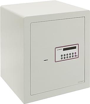 Arregui - Caja Fuerte sobremesa electrónica beige claro metalizado ...