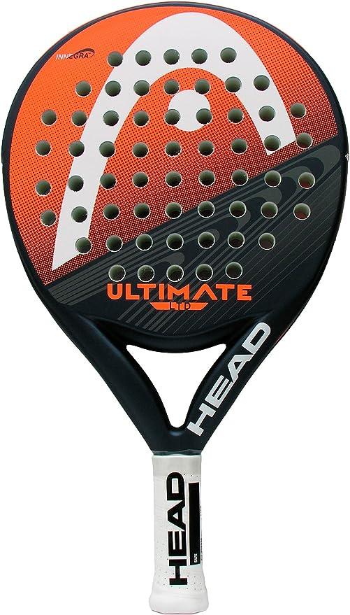 Pala de padel - Head Ultimate Pro Ltd. Orange 2016: Amazon.es ...