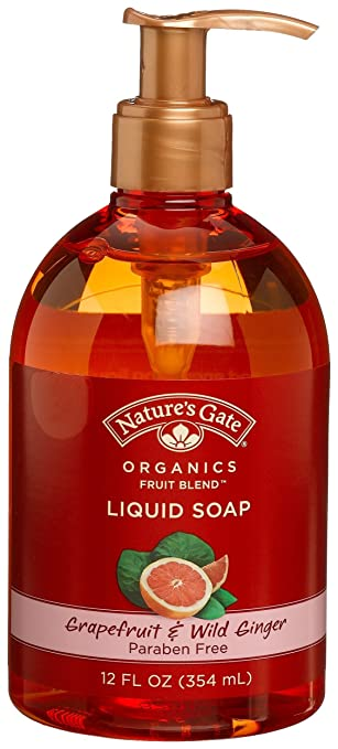 Amazon.com : Natures Gate Organics Liquid Hand Soap, Tea Tree & Blue Cypress, 12 Ounce (Pack of 3) : Hand Washes : Beauty