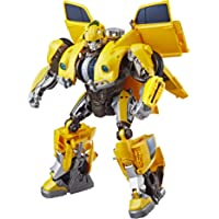 Deals on Transformers E0982 Power Charge Bumblebee Action Figure