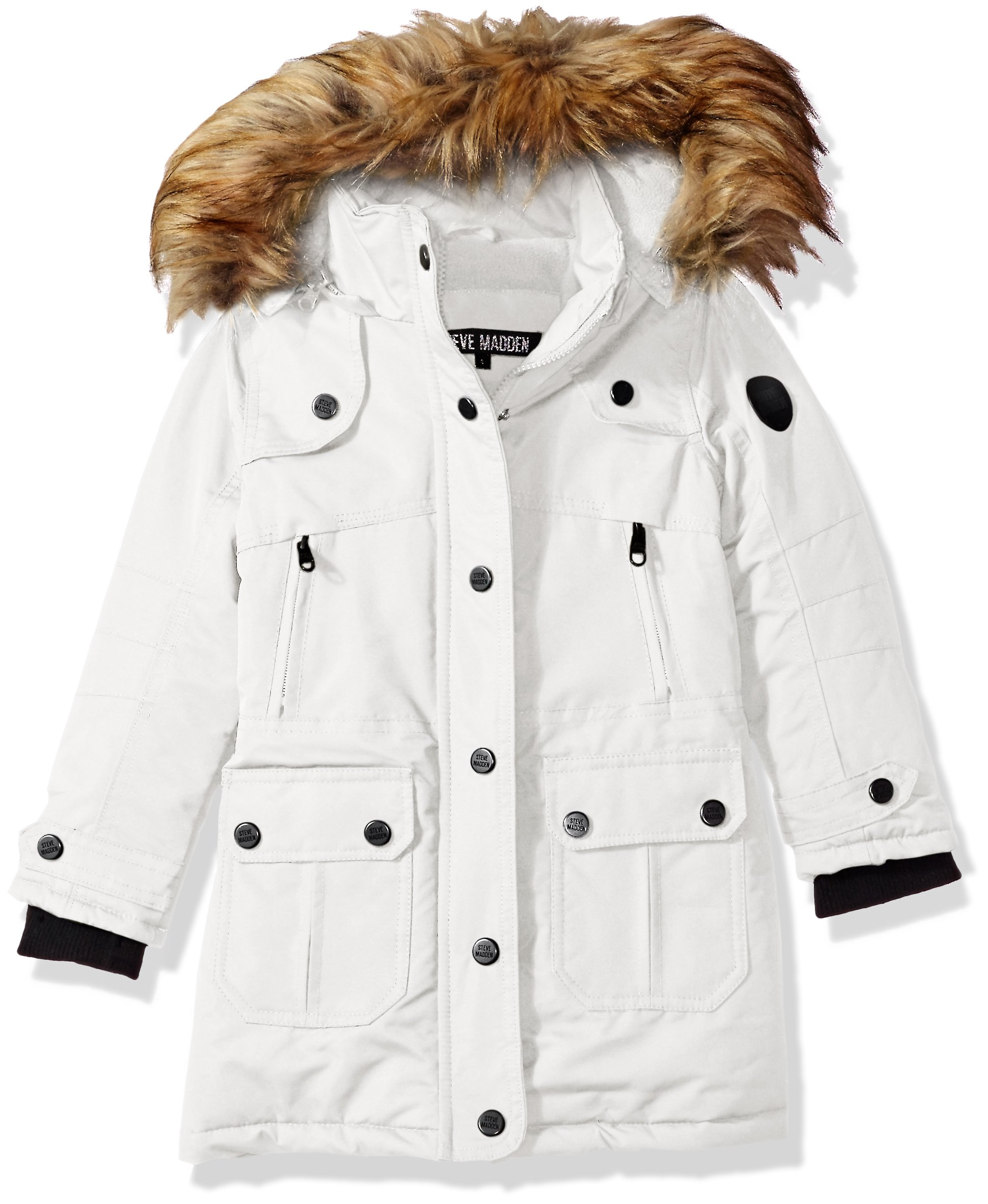 ae6aef9e987 Steve Madden Girls  Outerwear Jacket (More Styles Available ...