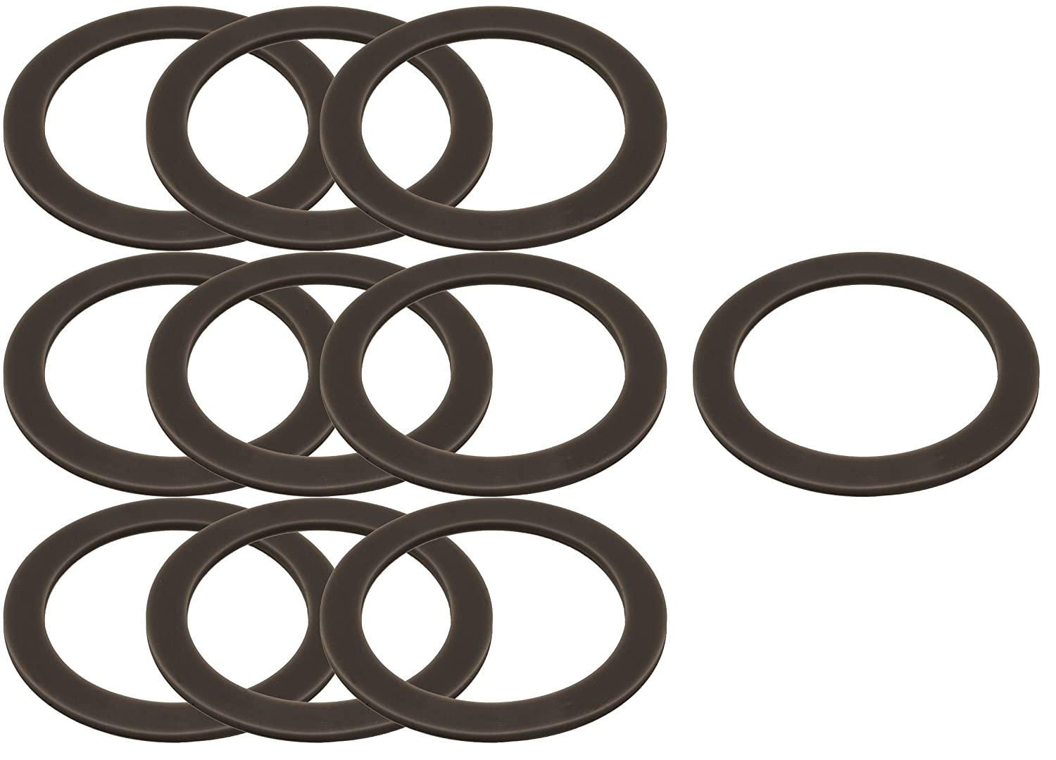 Blendin Blender Gasket Seal Ring, Fits Oster (10 Pack)