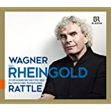 Wagner:Das Rheingold [Michael Volle; Christian van Horn; Benjamin Bruns, Sir Simon Rattle ] [BR KLASSIK: 900133]