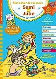 Cahier de vacances Sami et Julie Du CP au CE1