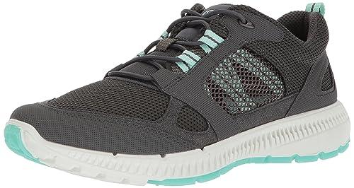 ECCO Women's Terracruise II Low Rise Hiking Boots, Grau (Dark Shadow/Dark  Shadow