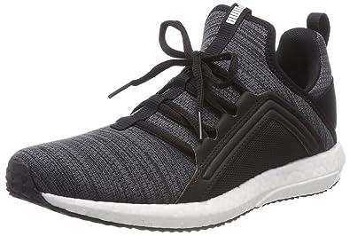 522453b8935 Puma Unisex Kids  Mega Nrgy Heather Knit Jr Fitness Shoes  Amazon.co ...
